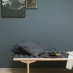 Fine veggfarger / new wall paint colours
