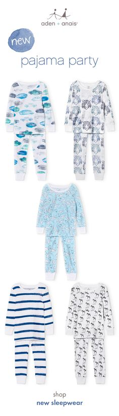 goodnight, sweet prince. your little one will get all the rest he needs in breathable 100% cotton sleepwear. chose from fun prints in sizes 12 months to 4t: sharks, nautical stripes, cars + trucks, tigers and love arrows to inspire great bedtime stories and dream adventures!