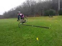 Funny cyclocross fail