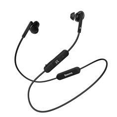 Castile in-Ear Baseus Encok S30 au un design rotund si o textura ferma, astfel purtatul lor devine o placere. Suporta apeluri telefonice si ajustare volum, iar versiunea Bluetooth 5.0 face conexiunea intre casti si device mult mai rapida. Bluetooth, Headphones, Mai, Design, Headpieces, Headset, Ear Phones