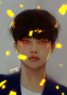 Commission work of Vixx N Drawing Artwork, Visual, Wallpaper Iphone Cute, Fantastic Baby, Artwork, Anime, Pretty Art, Fan Art, Pop Art