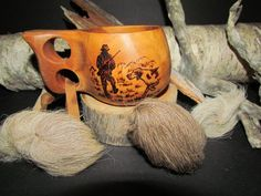 Lappland, Bushcraft, Kuksa Cup, Moscow Mule Mugs, Dog Pictures, Wood Carvings, Traditional, Etsy, Wood