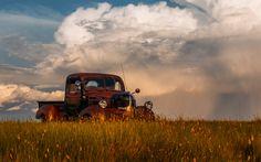 Photo Prairie Storm by David Palugyay on 500px