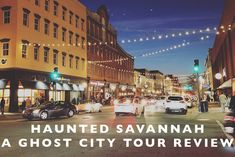 Haunted Savannah : A