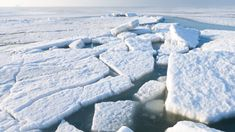 The Beaufort Gyre, a key Arctic Ocean current, is acting strangely. Scientists say it may be on the verge of discharging a huge amount of ice and cold freshwater that could kick off a period of lower temperatures in northern Europe.