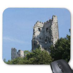 Historic Drachenfels Mouse Pads