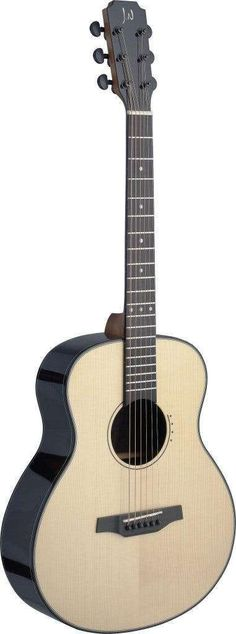 James Neligan LYN-A MINI FI Electro-Acoustic Auditorium Travel Guitar. Rosewood back and sides. Mahogany neck with satin finish. Natural color with high gloss finish. Yamaha Acoustic Guitar, Electro Acoustic Guitar, Guitar Amp, Cool Guitar, Adam Black, Auditorium, Satin Finish, High Gloss, Mini