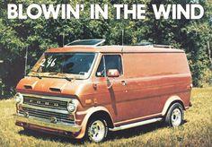 1970s custom van craze