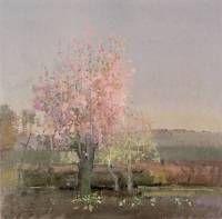Fred Cumings, Prunus #tree #art