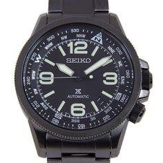 Chronograph-Divers.com - Seiko Prospex Automatic Black Stainless Steel Bracelet Sports Mens Watch SRPA73J SRPA73, $310.00 (http://www.chronograph-divers.com/seiko-prospex-automatic-black-stainless-steel-bracelet-sports-mens-watch-srpa73j-srpa73/)