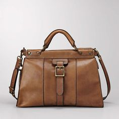 MUST HAVE: FOSSIL® : Vintage Revival Satchel ZB5425