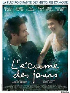 """2人の才能の世界が溢れ出す映画""""L'Écume des jours"""