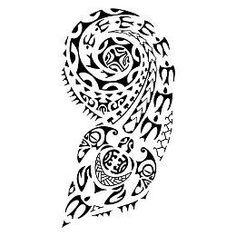 Tattoo of Ara, Perspective tattoo - maori tattoos Maori Tattoos, Maori Tattoo Frau, Maori Tattoo Meanings, Tribal Tattoos With Meaning, Samoan Tattoo, Cute Tattoos, Small Tattoos, Tattoos For Guys, Maori Symbols