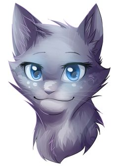 Echostream (me), a quiet yet beautiful she cat. She has no mate or kits, but many toms like her. She may be shy, but she is willing to sacrifice her life for her clanmates.