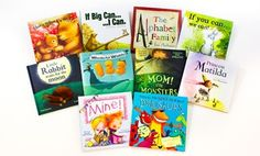 Groupon - Meadowside Kids' 10-Book Bundle. Free Shipping. in Online Deal. Groupon deal price: $0.25