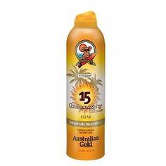 Australian Gold Protetor Solar FPS 15 Continuos Spray 177ML