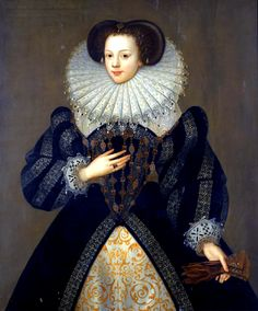 Mary Darcy, Countess Rivers, née Kitson (1566-1644) - Mary was the granddaughter of Sir Thomas Kitson (1485 – 1540). She married Thomas Darcy, 1st Earl Rivers (c.1565 - 1640) and had five children.