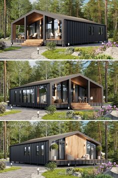 Building A Container Home, Storage Container Homes, Tiny Container House, Cargo Container Homes, Tiny House Cabin, Tiny House Design, Shipping Container Home Designs, Shipping Containers, Shipping Container Homes Australia