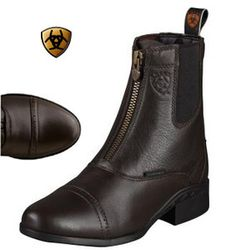 Ariat Ladies Heritage Breeze Zip Paddock Boot | Farm House Tack