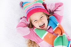 5 Ways to have fun in the snow with your kids
