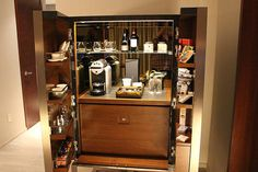 The 8 Most Outrageous Hotel Minibars Mini Bar