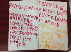 The Peace Book by Todd Parr Todd Parr, Remembrance Day, Books To Read, Kindergarten, Projects To Try, Classroom, Peace, Activities, Reading