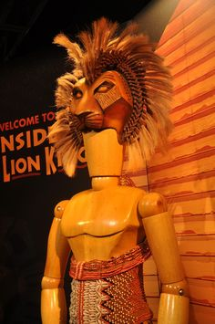 LION KING the most magical, stunning and overwhelming piece of musical theatre ever seen