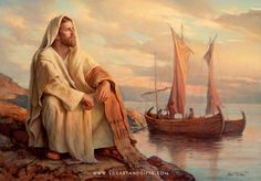 Artwork illustrating episodes from the life of the Savior, Jesus Christ. View Jesus' childhood, life's ministry, and scenes from the Last Supper. Images Du Christ, Images Bible, Pictures Of Jesus Christ, Names Of Jesus Christ, Bible Pictures, Jesus Art, Catholic Pictures, Arte Lds, Image Jesus