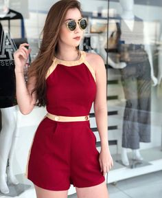 Shop sexy club dresses, jeans, shoes, bodysuits, skirts and more. Classy Outfits, Trendy Outfits, Fall Outfits, Summer Outfits, Cute Outfits, Hijab Fashion, Fashion Outfits, Jumpsuits For Women, Cute Fashion