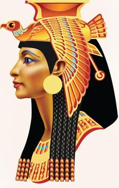 Hand-painted egyptian pharaoh PNG and Clipart Egyptian Pharaohs, Egyptian Mythology, Egyptian Symbols, Egyptian Goddess, Egyptian Party, Egyptian Costume, Ancient Egypt Art, Ancient Aliens, Ancient Artifacts