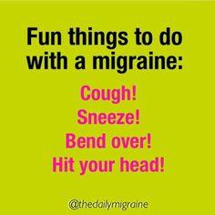 Migraine.  Help us help others! http://MigraEase.com #migraine #headache…
