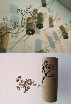 van toiletpapier naar bos! - designvagabond