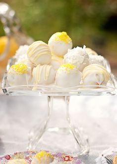 How To Make Lemon Cookie Truffles  Lemon Cookie TrufflesRecipe
