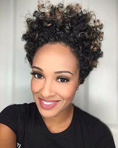 Curly Hairstyles Black Hair Simple Curly Hairstyles Black Woman Httpblanketcoveredlovertumblr