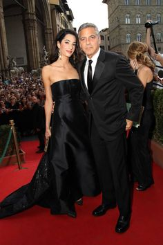 See Amal Alamuddin Clooney's most stylish moments, here: