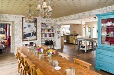 Pearl Lowe & Danny Goffey's beautiful Somerset home (it's for sale, does anyone have £1,300,000?)