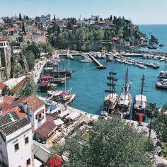 Old Harbour #antalya
