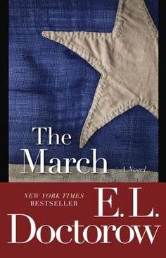 The March, E.L. Doctorow, 9780812976151, 11/19/15