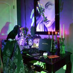 #DisneySideContest #hauntedmansion #decorations #mypainting #painting
