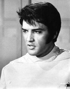 "Elvis Presley as Dr. John Carpenter in ""Change of Habit"" 1969"