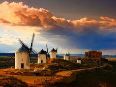 Consuegra, Toledo, Castilla-La Mancha, España