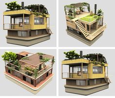 barco casa flotante venta - Buscar con Google