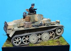 Panzer I Ausf.C, Normandy 1944