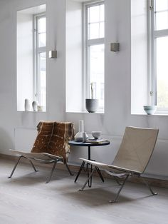 PK22 chair by Poul Kjærholm for E. Kold Christensen
