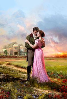 Jon Paul art - Loving Rose: The Redemption of Malcolm Sinclair (Casebook of Barnaby Adair, #3) by Stephanie Laurens. July 2014