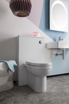 This Central Back to Wall WC & Soft Close Seat is an effortless way to add stunning shapes into any bathroom space was £420 NOW £295! http://www.crosswater-sale.co.uk/product/ceramics-suites-central/central-back-to-wall-wc-and-soft-close-seat-central-btw-wc/