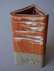 shino- cone 6  Nepheline Syenite – 40  Spodumene – 30  Soda Ash – 8  OM4 Ball Clay – 17  EPK – 5