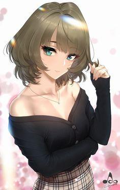 infinote on - Best anime list Anime Sexy, Anime Fille Sexy, Manga Sexy, Art Anime Fille, Manga Anime Girl, Cool Anime Girl, Pretty Anime Girl, Anime Girl Drawings, Beautiful Anime Girl