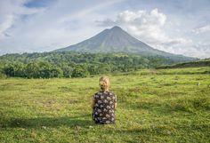 Costa Rica – Vulkane, Wolkenwälder und ein türkisblauer Fluss