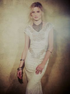 Free People Jess Limited Edition Victorian Maxi, €410.09
